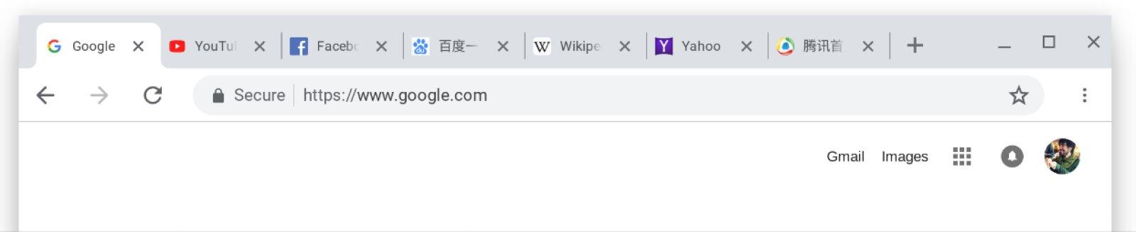گوگل کروم