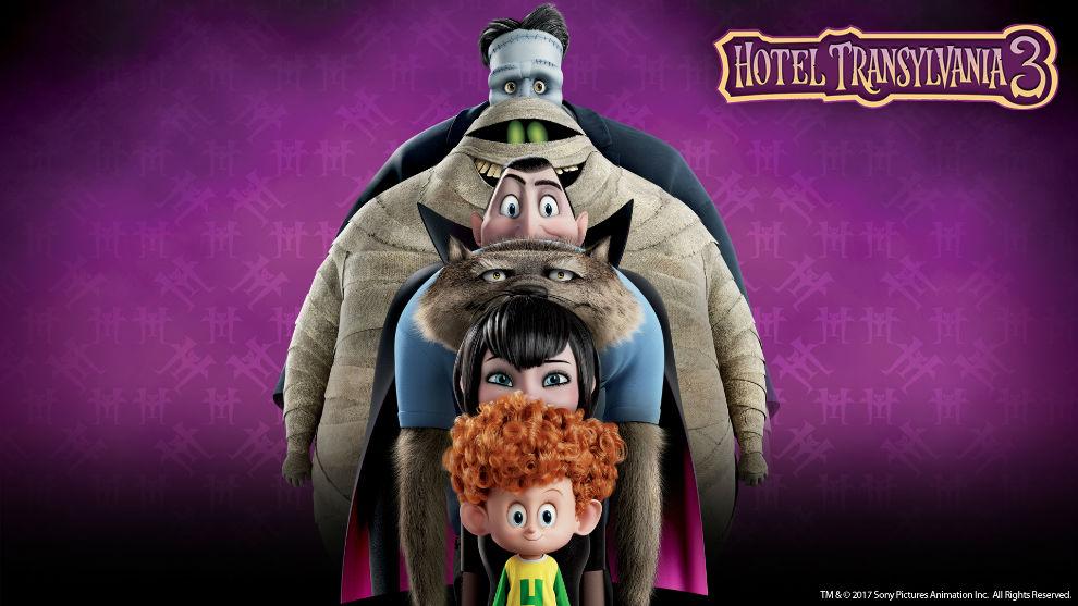 HT3 Bajo 1 بررسی انیمیشن Hotel Transylvania 3: Summer Vacation ، مسافران کشتی هیولاها اخبار IT