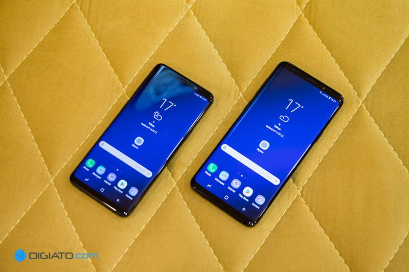 افت فروش گلکسی S9 سامسونگ نسبت به گلکسی S8