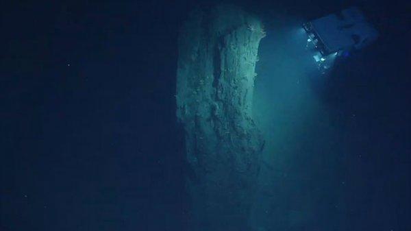 تصاویر اعماق اقیانوس