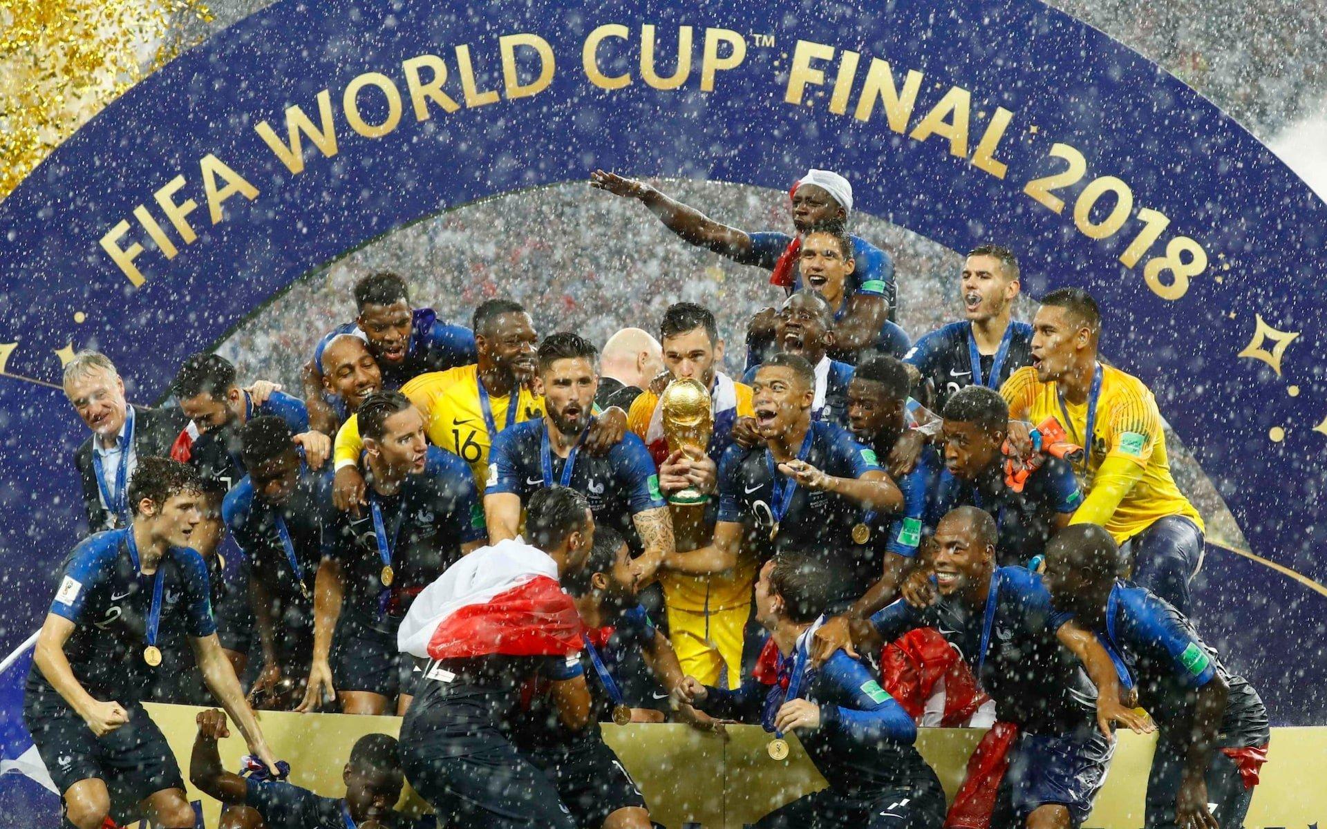تیم ملی فرانسه جام جهانی