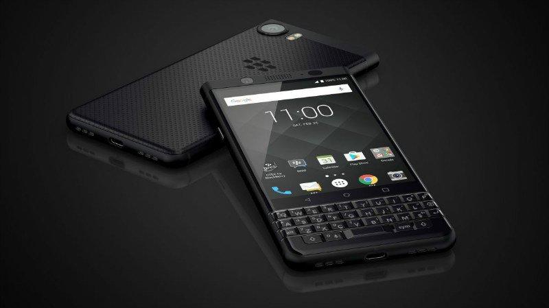 موبایل بلکبری گوست BlackBerry