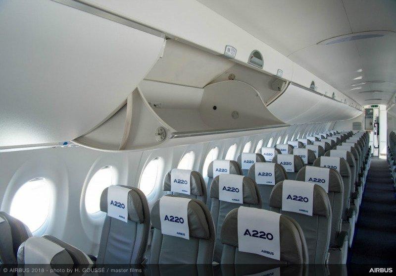 هواپیمای ایرباس A220