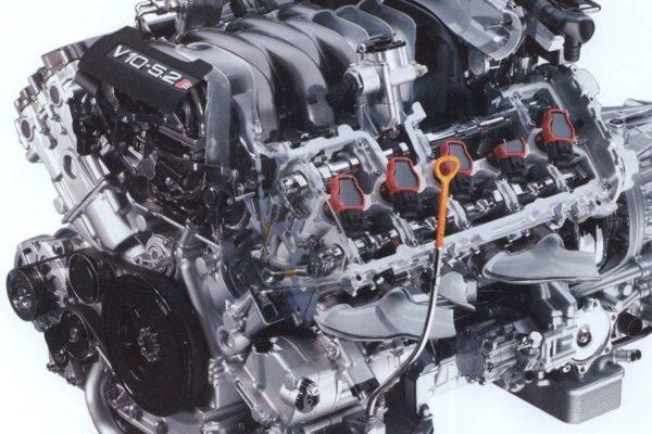 audiv10 600x400 چرا موتورهای 10 سیلندر کنار گذاشته شدند و جایگزینی برای آن ها پیدا نشد اخبار IT