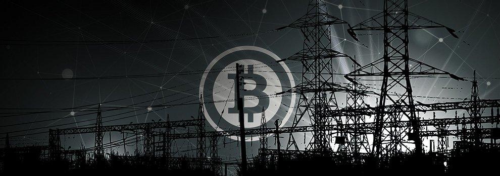 ارز مجازی و مصرف برق