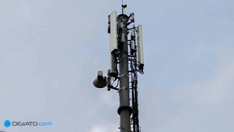 تشعشعات رادیویی آنتن های مخابراتی