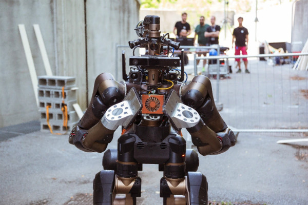 centauro al morini 12306 ظاهر اساطیری ربات های امداد و نجات آینده [تماشا کنید] اخبار IT