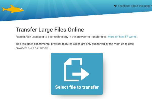 انتقال فایل
