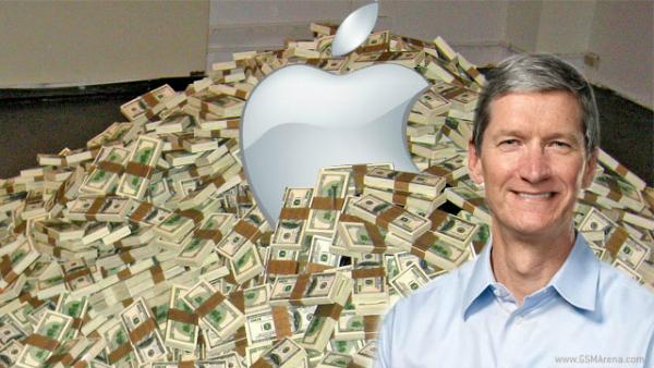 اپل تنها یک گام با تریلیون دلاری شدن فاصله دارد