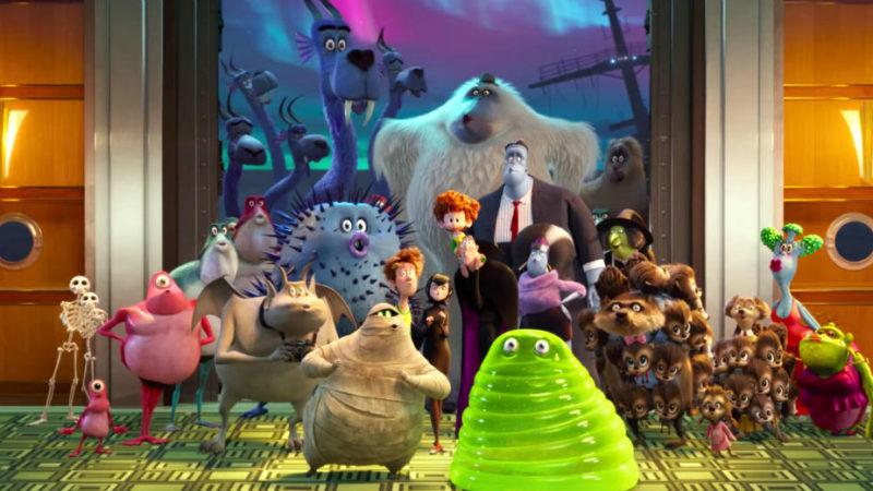 بررسی انیمیشن Hotel Transylvania 3: Summer Vacation ، مسافران کشتی هیولاها