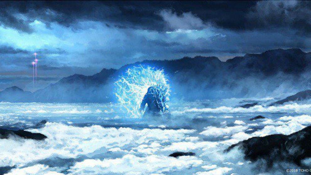 انیمه Godzilla