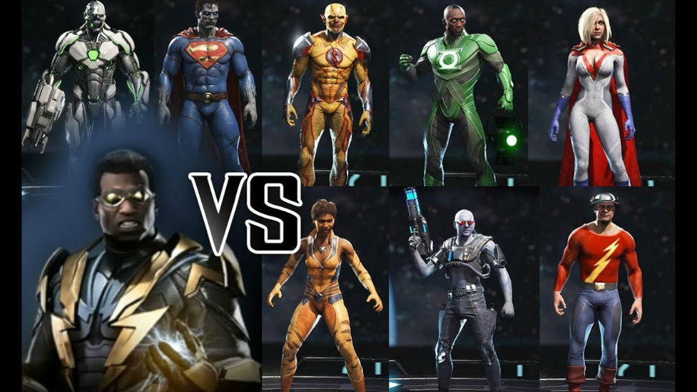 بازی Injustice 2: Legendary Edition