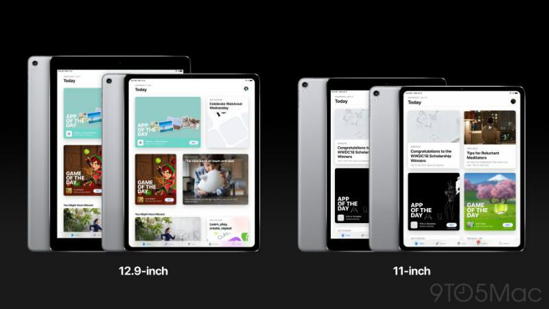 طرح مفهومی از اپل واچ سری 4 و آیپد پرو 11 اینچی