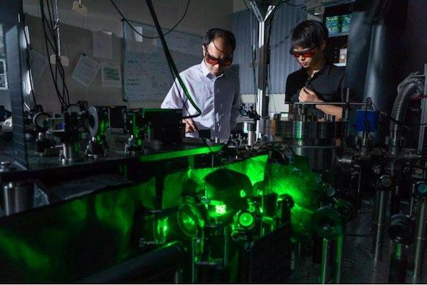 شبیه سازی بیشترین سرعت چرخش در آزمایشگاه