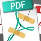 چگونه فایلهای PDF معیوب را بازیابی کنیم؟