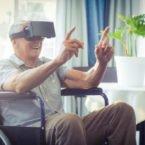 هدست سه بعدی با ردیابی حرکات چشم به کمک معلولان می آید