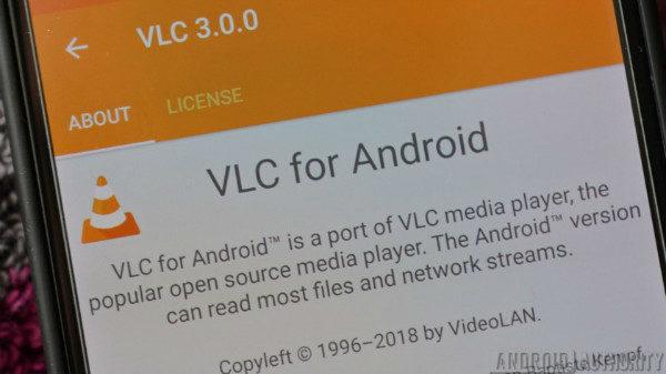 اپلیکیشن VLC