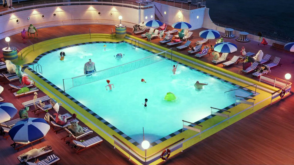 x1080 gfL بررسی انیمیشن Hotel Transylvania 3: Summer Vacation ، مسافران کشتی هیولاها اخبار IT