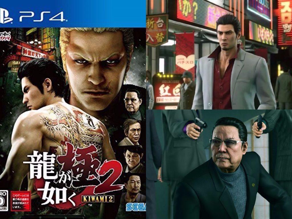 بررسی بازی Yakuza Zero