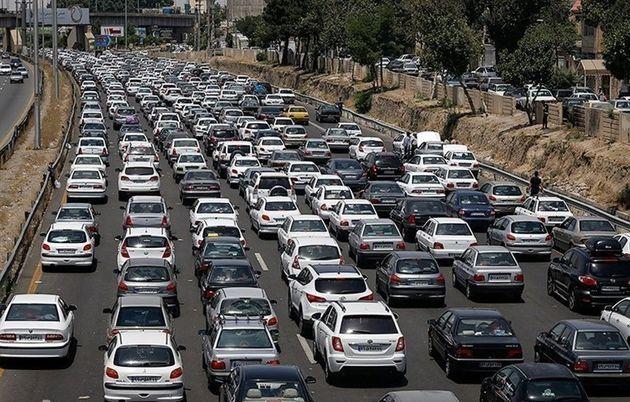 ساعت طرح ترافیک 1400