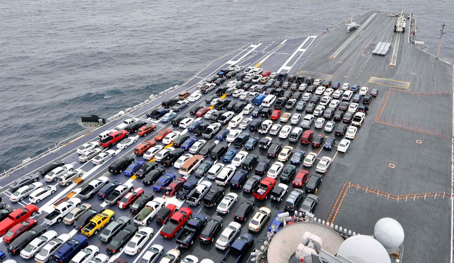 واردات غیر قانونی خودرو