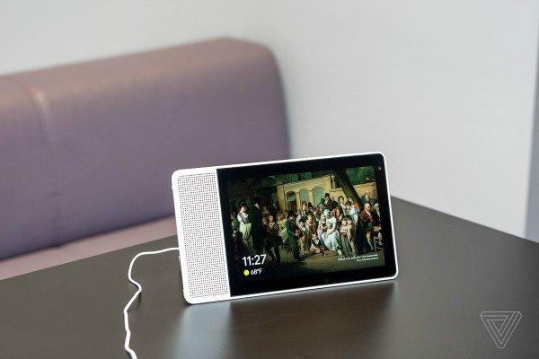 نمایشگر هوشمند گوگل تا پایان سال میلادی عرضه میشود