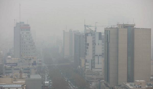 مرگ در اثر آلودگی هوا