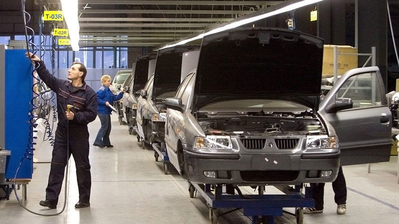اعلام شرایط فروش محصولات ایران خودرو با قیمت های غیر قطعی