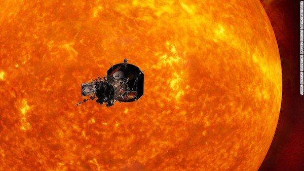 همه چیز در مورد ماموریت فضاپیمای پارکر به خورشید