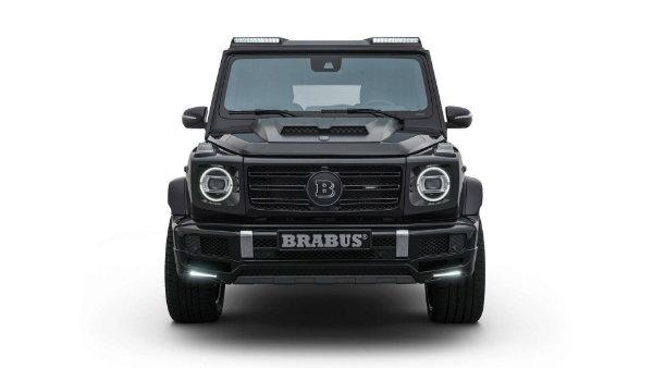 2019 mercedes g class by brabus 1 سرعت بیشتر برای جذاب ترین SUV جهان؛ وقتی برابوس به سراغ مرسدس بنز G500 جدید می رود