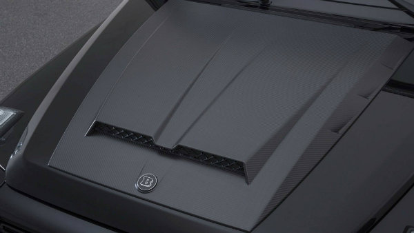 2019 mercedes g class by brabus 10 سرعت بیشتر برای جذاب ترین SUV جهان؛ وقتی برابوس به سراغ مرسدس بنز G500 جدید می رود