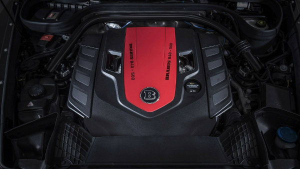 2019 mercedes g class by brabus 21 سرعت بیشتر برای جذاب ترین SUV جهان؛ وقتی برابوس به سراغ مرسدس بنز G500 جدید می رود