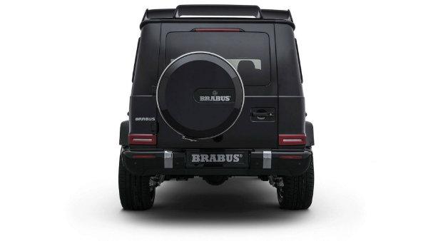 2019 mercedes g class by brabus 6 سرعت بیشتر برای جذاب ترین SUV جهان؛ وقتی برابوس به سراغ مرسدس بنز G500 جدید می رود