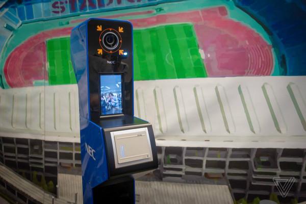 از سیستم تشخیص چهره NEC برای المپیک 2020 توکیو رونمایی شد