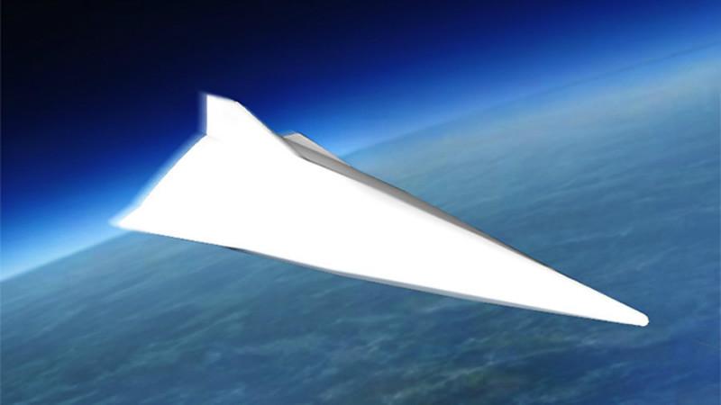 تست هواپیمای هایپرسونیک چین