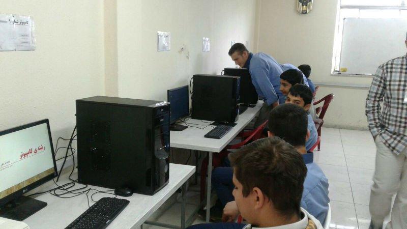 فارغ التحصیلان رشته های کامپیوتری