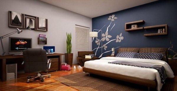 Best Bedroom Colors For Sleep design ideas copy - 9 روش مؤثر برای داشتن خوابی آرام و لذت بخش در شب [رپورتاژ آگهی]