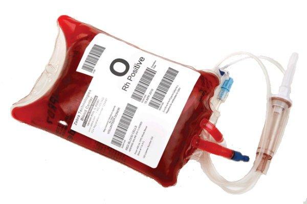 تغییر گروه خون