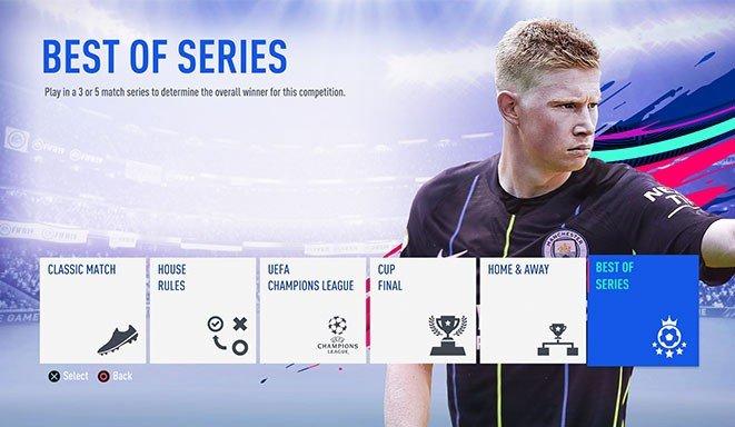 FIFA19 New Kick Off معرفی بخش های جدید فیفا 19؛ مسابقه فوتبال را با قوانین خودتان بسازید اخبار IT
