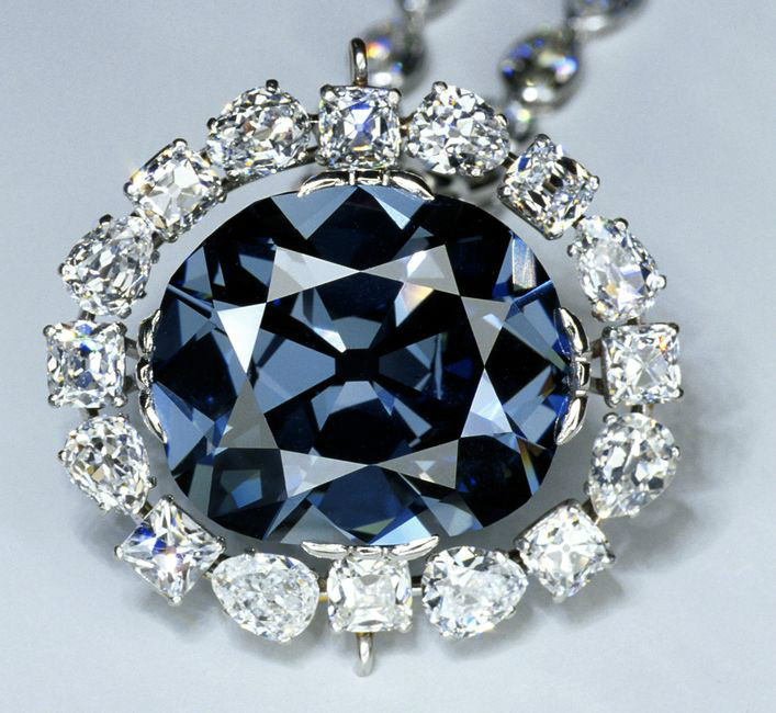 الماس آبی الماس امید