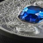 الماس آبی چگونه شکل می گیرد؟