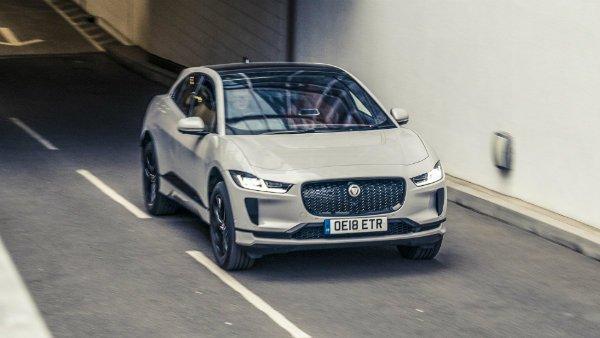 Jaguar I-Pace Driving range (18)