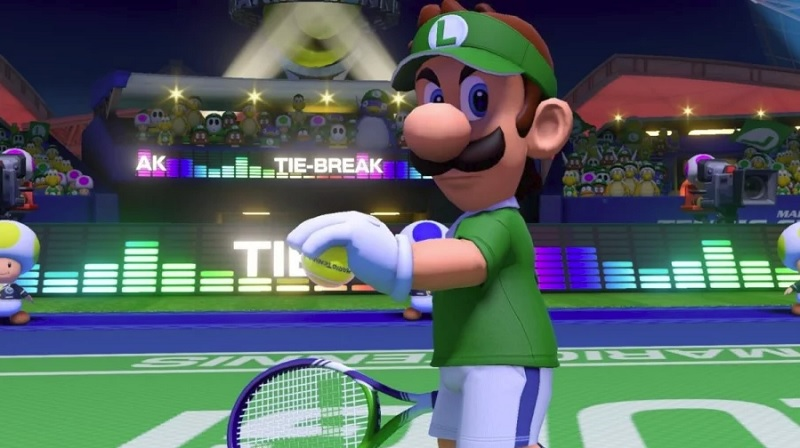 NES Classic و ماریو تنیس