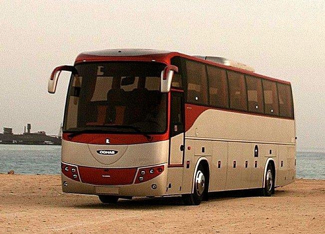 OGHAB bus - خداحافظی با ارباب جاده ها؛ توقف همکاری اسکانیا، عقاب افشان و گروه ماموت در پی اجرای تحریم های آمریکا