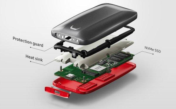 حافظه SSD X5