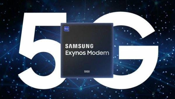 سامسونگ از اگزینوس 5100 نخستین مودم 5G موبایل دنیا رونمایی کرد