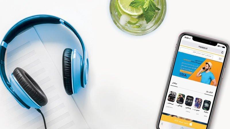 یک سال موسیقی رایگان برای مشترکین شاتل موبایل