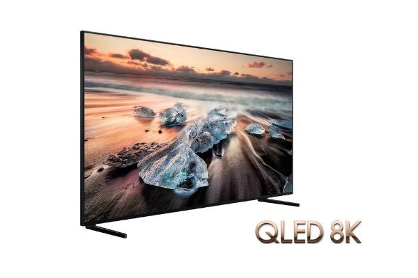سامسونگ از نخستین تلویزیون های 8K QLED برای مصرف خانگی رونمایی کرد