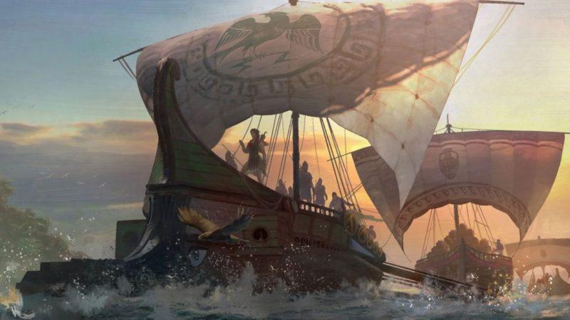 چگونه دریا را در Assassin's Creed Odyssey تسخیر کنیم؟ [تماشا کنید]
