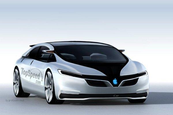 apple car concept همکاری اپل و TSMC در توسعه چیپ ماشین خودران؛ ماشین اپل احتمالا ۲۰۲۴ معرفی میشود اخبار IT
